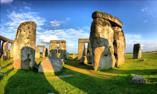 สโตนเฮนจ์ หินปริศนา มหัศจรรย์ของโลก