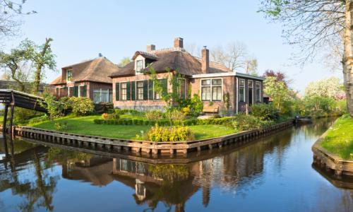 Giethoorn สโลว์ไลฟ์เนเธอร์แลนด์